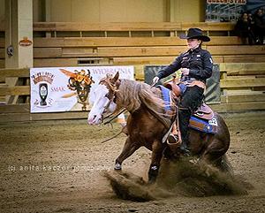 Podstawy jazdy konnej w stylu western II