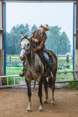 Rekreacja w stylu western