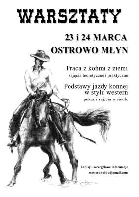 Warsztaty Ostrowo Młyn 2